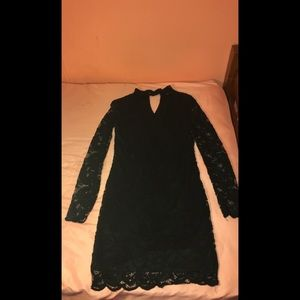 black dress only worn once